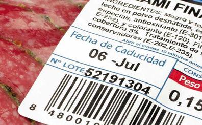 Charla sobre el etiquetado de los alimientos en el IRJ