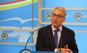 El PP pide «responsabilidad» a la oposición y que apoye el presupuesto regional