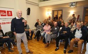 Hermoso de Mendoza busca «un Logroño mejor mediante un proyecto compartido»