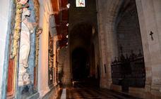 La catedral de Calahorra renueva su instalación eléctrica e iluminación