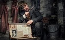 La magia de Harry Potter regresa a los cines con 'Los crímenes de Grindewald'