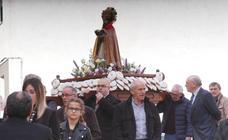 Procesión de San Ponciano en Pradejón