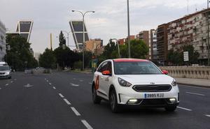 ¿Cómo moverse en coche eléctrico sin comprarlo?