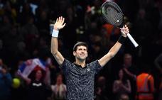 Djokovic y Zverev, tras eliminar a Federer, lucharán por ser el gran maestro