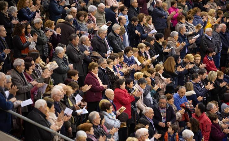 La misa más multitudinaria (II)