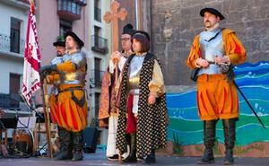 Un ruta turística recorre los tres viajes de Carlos V a La Rioja