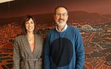 PR+ y UPyD exigen la urbanización y apertura urgente al tráfico de la avenida de la Sierra de Logroño