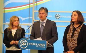 El PP pide al PSOE que aclare sus «desafortunadas apreciaciones» sobre el euskera y La Rioja