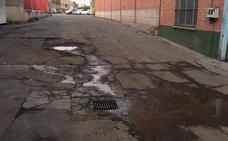 La Guindilla: destrozos en el suelo de La Portalada