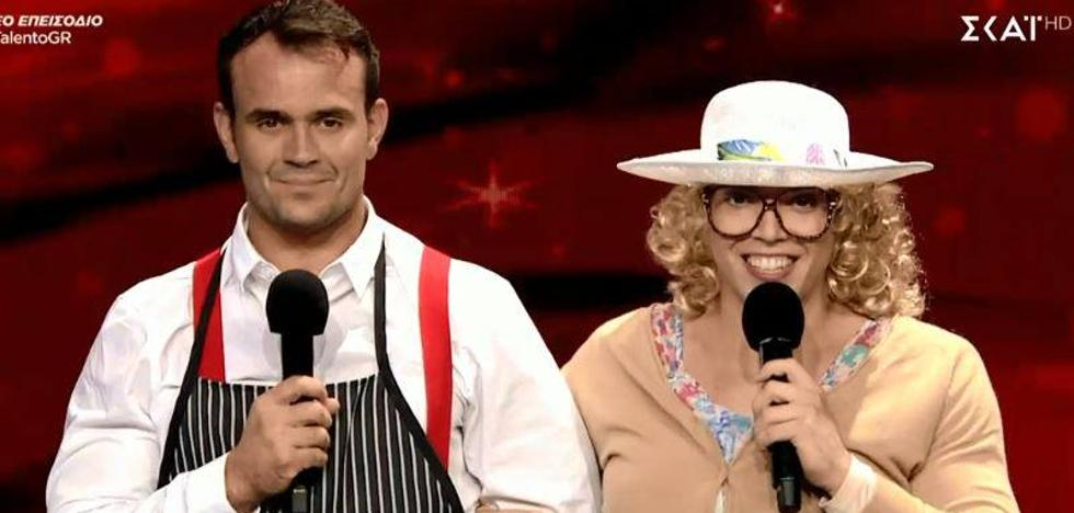'Got Talent Grecia' empuja a los riojanos a la semifinal