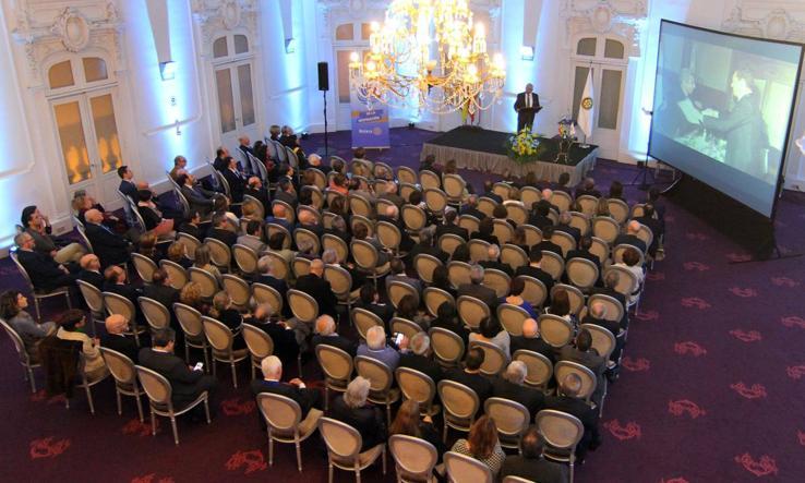 El Rotary Club celebra su 90 aniversario