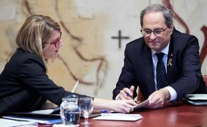 Torra traslada formalmente a Sánchez la invitación a celebrar una cumbre gobierno a gobierno
