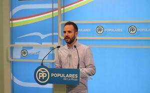 El PP denuncia que el tripartito de PSOE, Cs e IU «parchea el pasado» de Villamediana