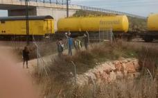 Fallece al recibir una descarga eléctrica cuando fumigaba una vía del AVE sin servicio en Valencia