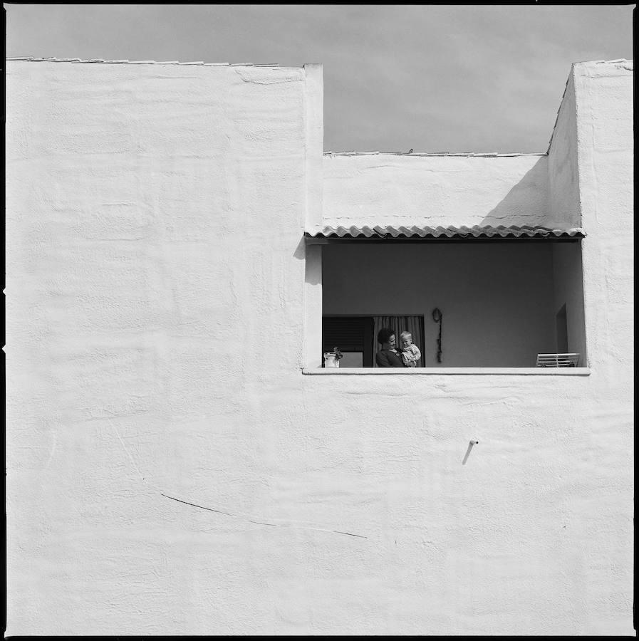Carlos Traspaderne presenta esta tarde su obra gráfica 'Riberia' en la Casa de la Imagen