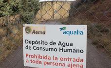 Una rotura afectó al suministro de agua en Santo Domingo el fin de semana