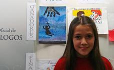 Premio de dibujo para Iria Carrasco
