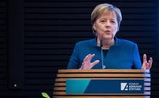 Merkel carga en el Bundestag contra los nacionalismos