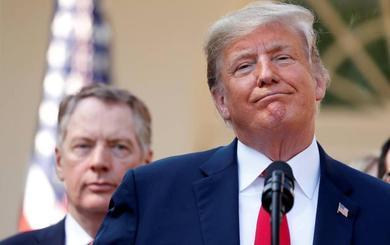 Trump autoriza a las tropas a usar la fuerza contra los migrantes