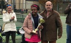 La jarrera Loyola Ruiz, nueva promesa del tenis