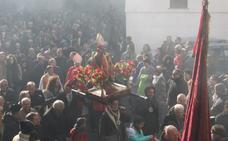 Este domingo, Procesión del Humo en Arnedillo