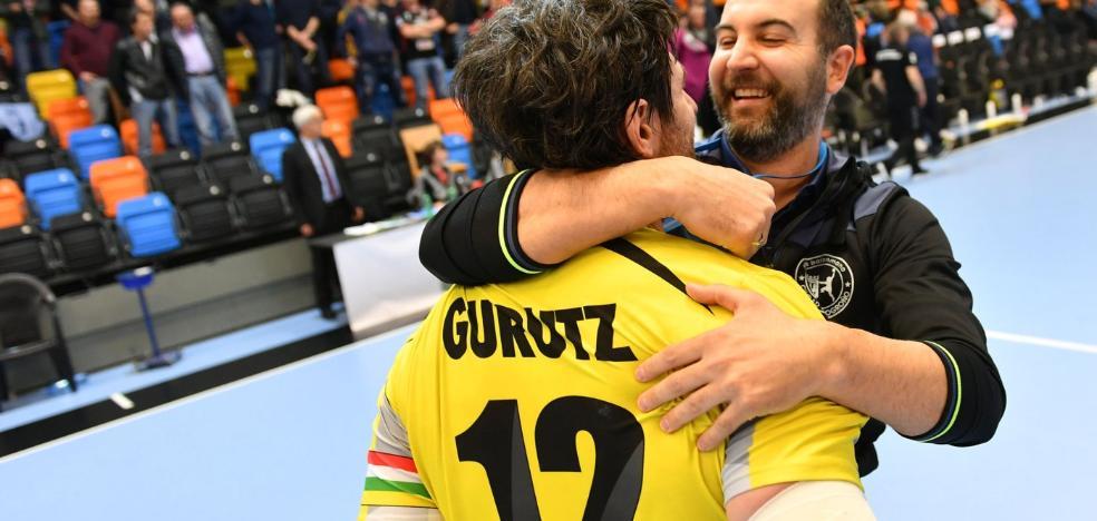 «Gurutz se ha despedido cumpliendo con el equipo»