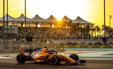 Alonso, un piloto de domingo por obligación