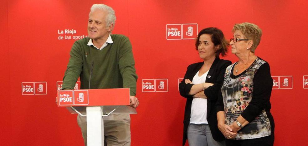 Hermoso de Mendoza será el candidato socialista a la Alcaldía de Logroño