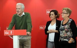 Hermoso de Mendoza encabezará la lista de los socialistas a la Alcaldía de Logroño
