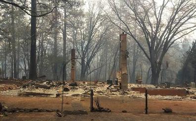 Controlado el incendio más letal de California tras dos semanas de lucha