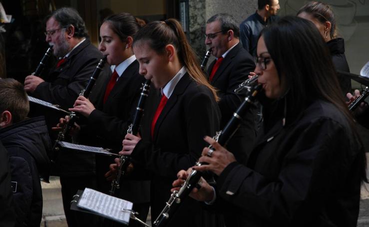 Fiesta de Santa Cecilia en Calahorra