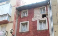 El Consistorio de Haro prevé el derribo de otro edificio céntrico en estado ruinoso