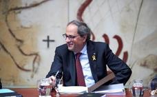 El Govern abre la negociación de sus presupuestos con los comunes
