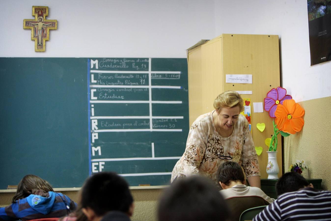 La reforma de la Lomce resta peso a Religión, asignatura que cursan 23.000 alumnos riojanos