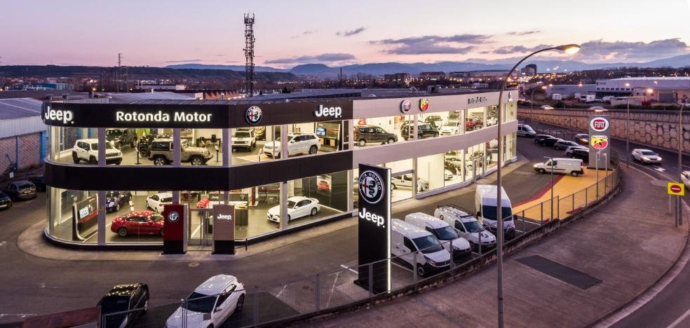 El grupo Vian Automobile adquiere el concesionario Rotonda Motor