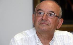 Pérez Lorente habla sobre 'Formas cristalinas'