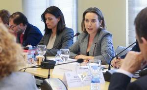Gamarra, en la Junta de la FEMP en Barcelona