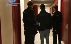 Detenido por robar con violencia a una mujer en presencia de su bebé