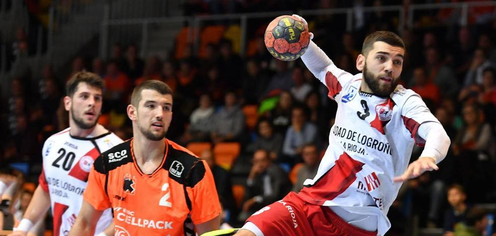 El Ciudad de Logroño, en el grupo de la muerte de la EHF
