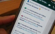 El servicio de WhatsApp de Diario LA RIOJA: un millón y medio de mensajes en ocho meses