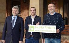 David Gómez encabezará la lista del Partido Riojano a la Alcaldía de Calahorra