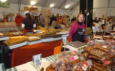 Un total de 83 productores agroalimentarios participan en Mercado del Camino