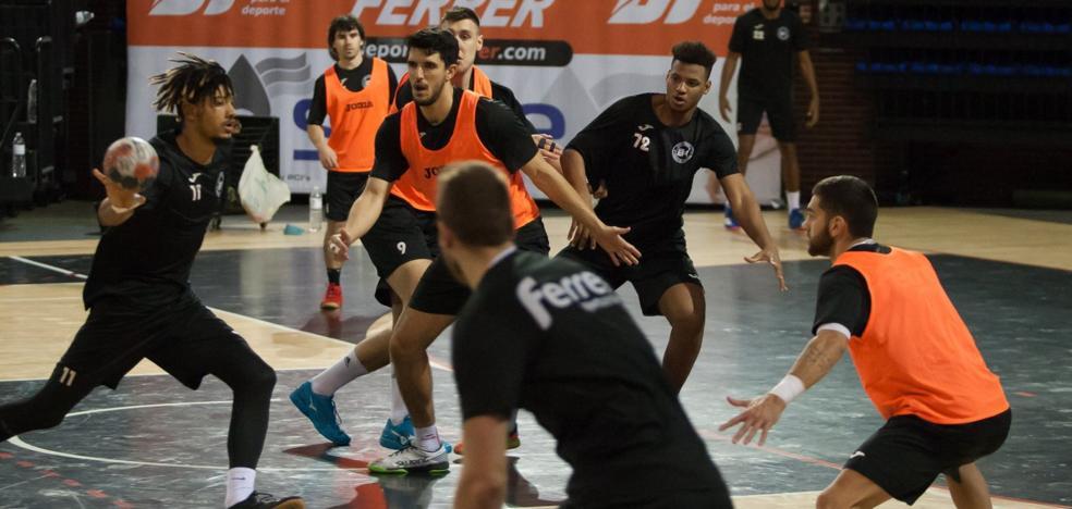 El Logroño sigue soñando con la Copa Asobal