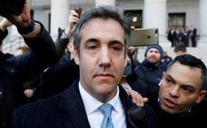 El perjurio de Cohen podría arrastrar al hijo de Trump y a él mismo