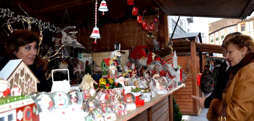 La Navidad toma fuerza en Calahorra