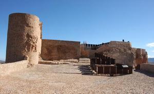 Multa de 9.000 euros por el retraso en las obras del castillo de Arnedo