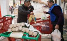 La sexta Gran Recogida de alimentos concluye en La Rioja con 157.363 kilos