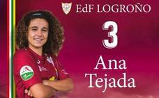 La Rioja felicita a Ana Tejada por conquistar el Mundial de fútbol femenino