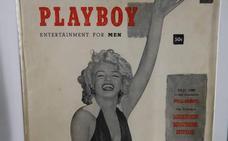Pagan 27.700 euros por un ejemplar de la primera revista de 'Playboy'