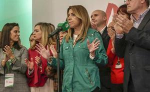 La noche más amarga del PSOE